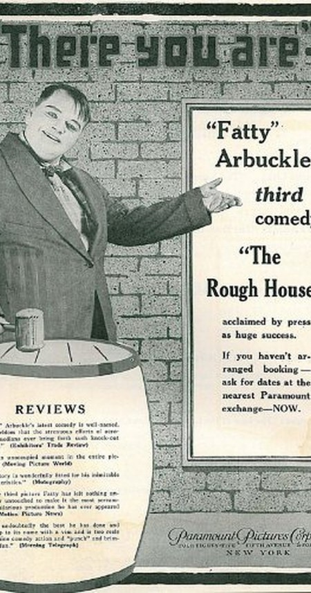 The Rough House 1917 REMASTERED BDRip x264-GHOULS