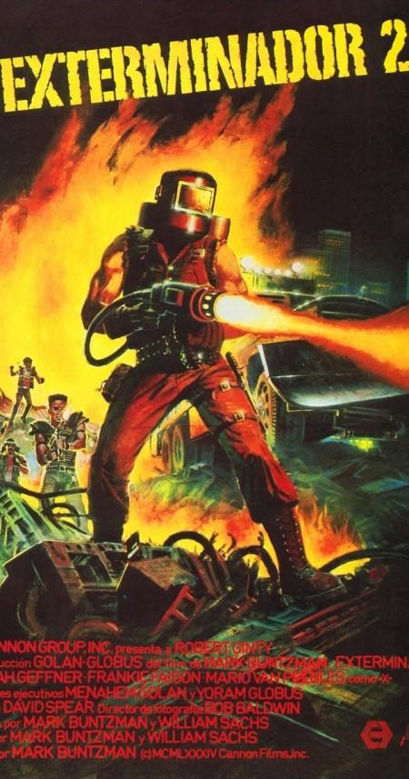Exterminator 2 1984 BDRip x264-EiDER