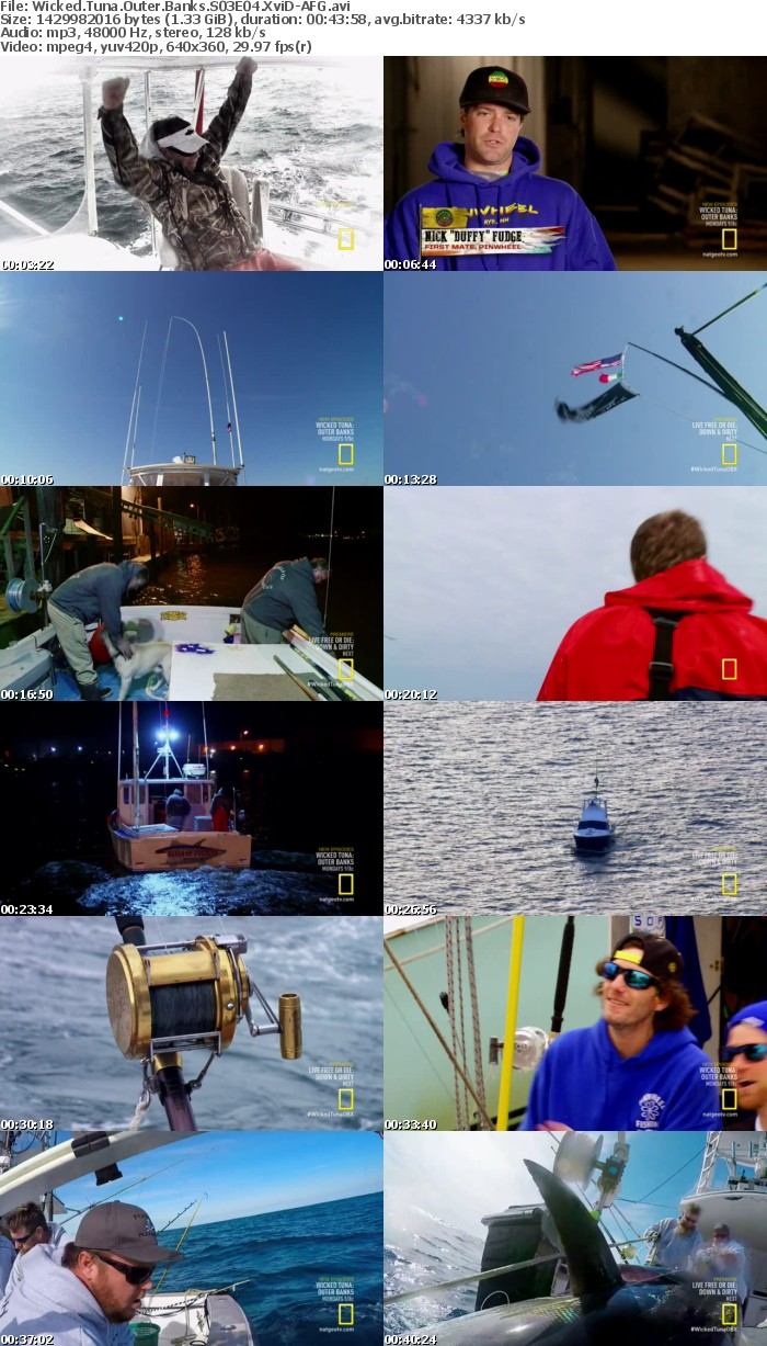 Wicked Tuna Outer Banks S03E04 XviD-AFG
