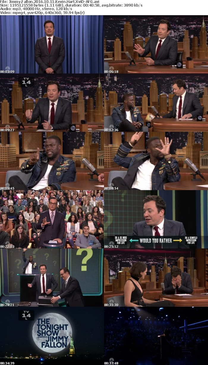 Jimmy Fallon 2016 10 11 Kevin Hart XviD-AFG
