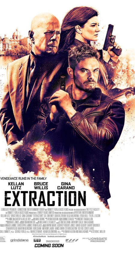Extraction 2015 BluRay 1080p DtsHDma 5 1 x264-D3FiL3R