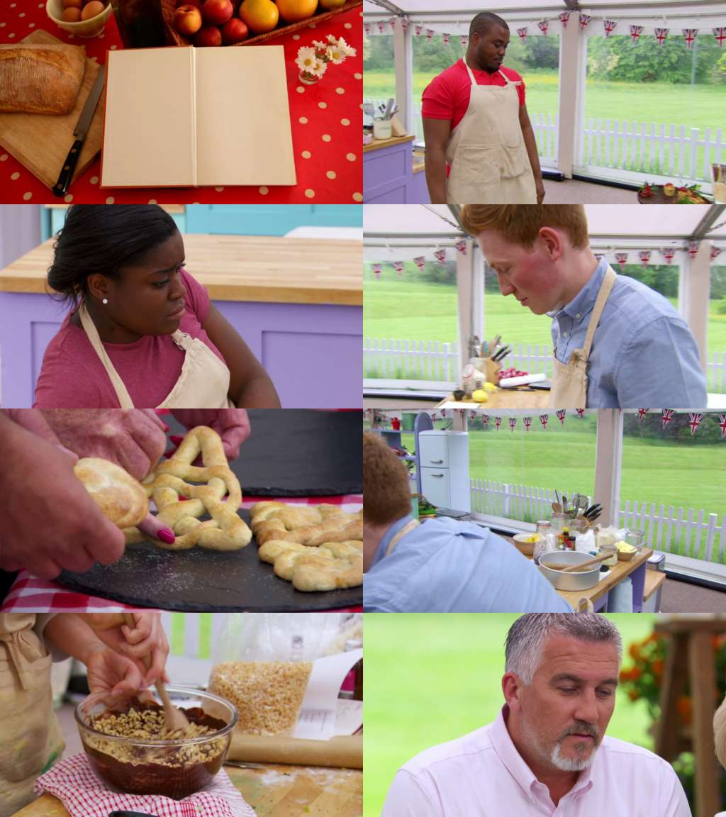 The Great British Bake Off S07e08 720p Hdtv X264 C4tv