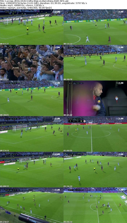 La Liga 2016 10 02 Celta Vigo vs Barcelona XviD-AFG