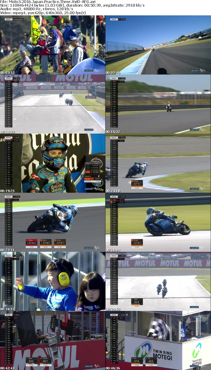 Moto3 2016 Japan Practice Three XviD-AFG