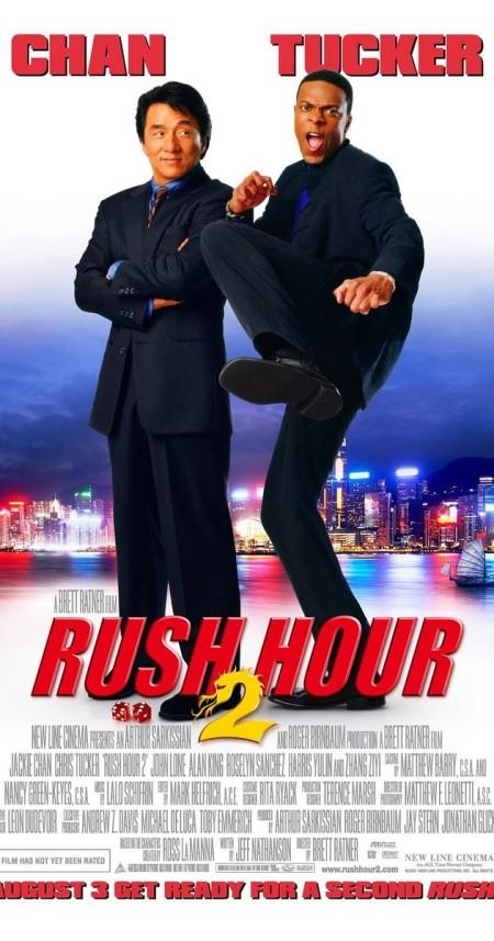 Rush Hour 2 2001 MULTi 1080p BluRay x264-AiRLiNE