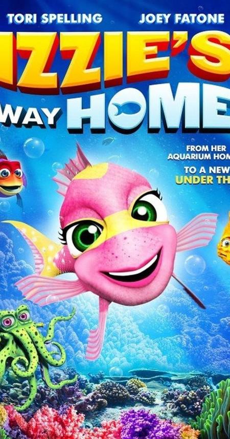 Izzies Way Home 3D (2016) DUAL COMPLETE BLURAY-BDA