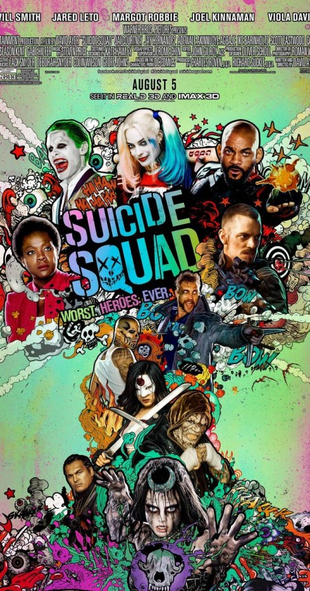 Suicide Squad 2016 Extended Cut 1080p Blu-ray Remux AVC Atmos - KRaLiMaRKo