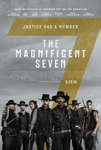 The Magnificent Seven (2016) 720p Brrip H264 Aac-rarbg