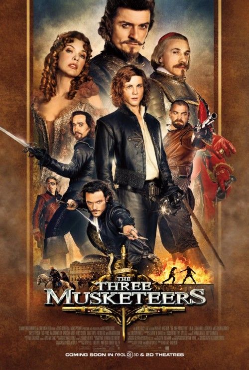 The Three Musketeers 2011 DL 720p BluRay x264-EHLE [NORAR] The Three Musketeers (2011)