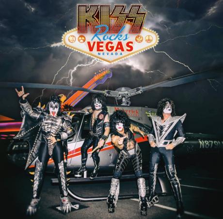 Kiss - Kiss Rocks Vegas (Live) (2016)