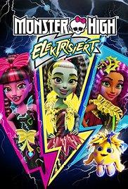 Monster High Electrified (2017) 720p BRRip x264 AAC-ETRG