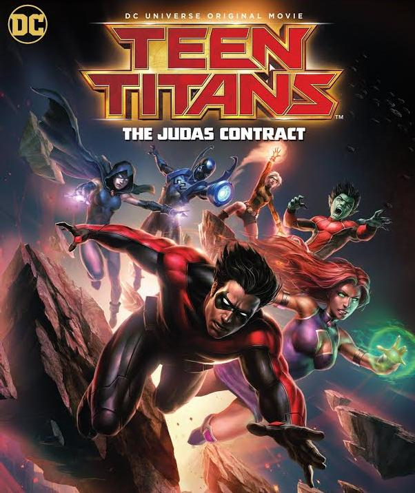 Teen Titans The Judas Contract 2017  BluRay H264 AAC