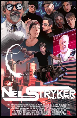 Neil Stryker And The Tyrant Of Time (2017) Web-dl X264-fgt
