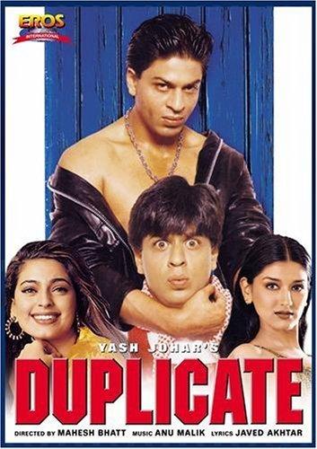 Duplicate 1998 Hindi  DVDRip  AVC  AAC  HC ESubs  1 6GB  Lara