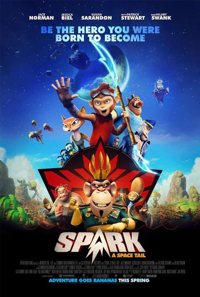 Spark A Space Tail 2016  WEBRIP AC3 X264  MutzNutz