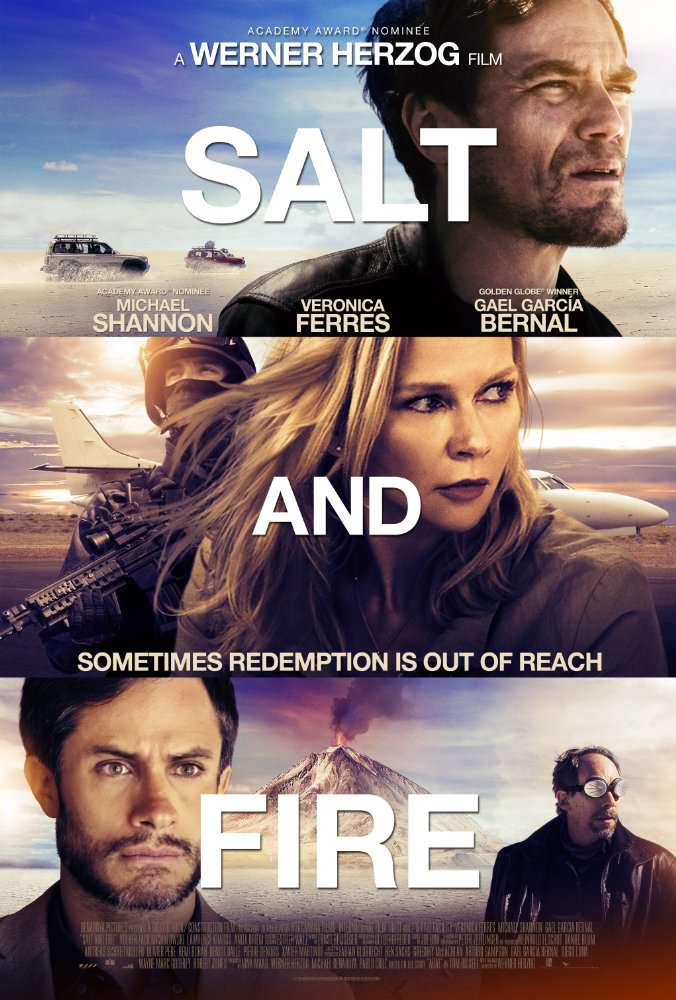 Salt And Fire 2016 DVDRip x264RedBlade