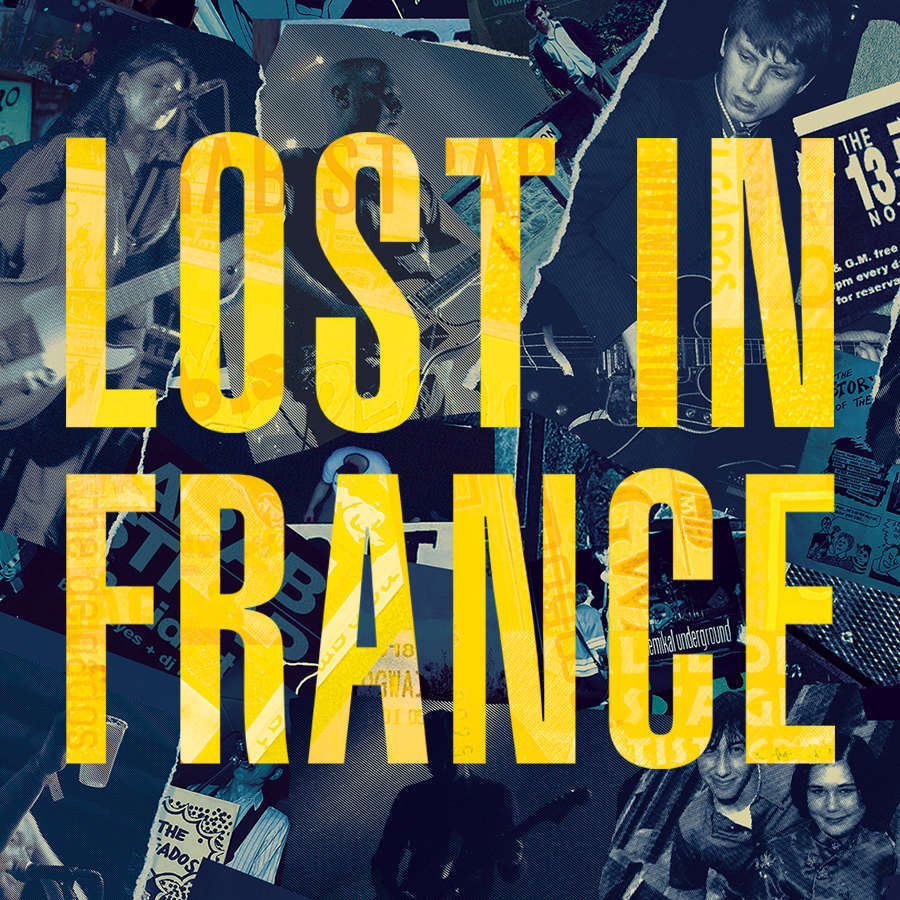 Lost In France 2016 DVDRip x264RedBlade