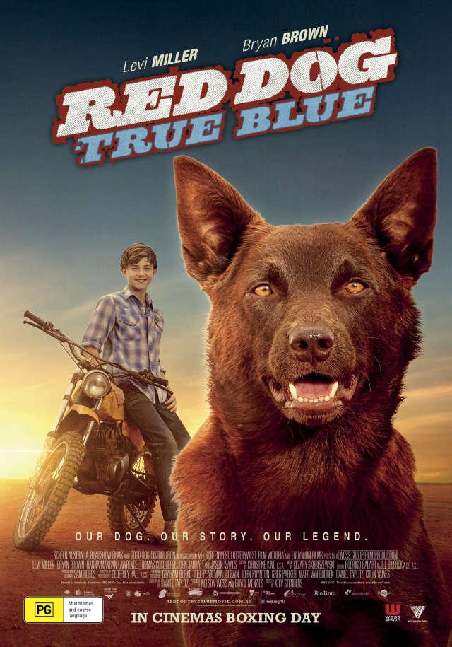 Red Dog  Blue 2016 BDRip x264PFa