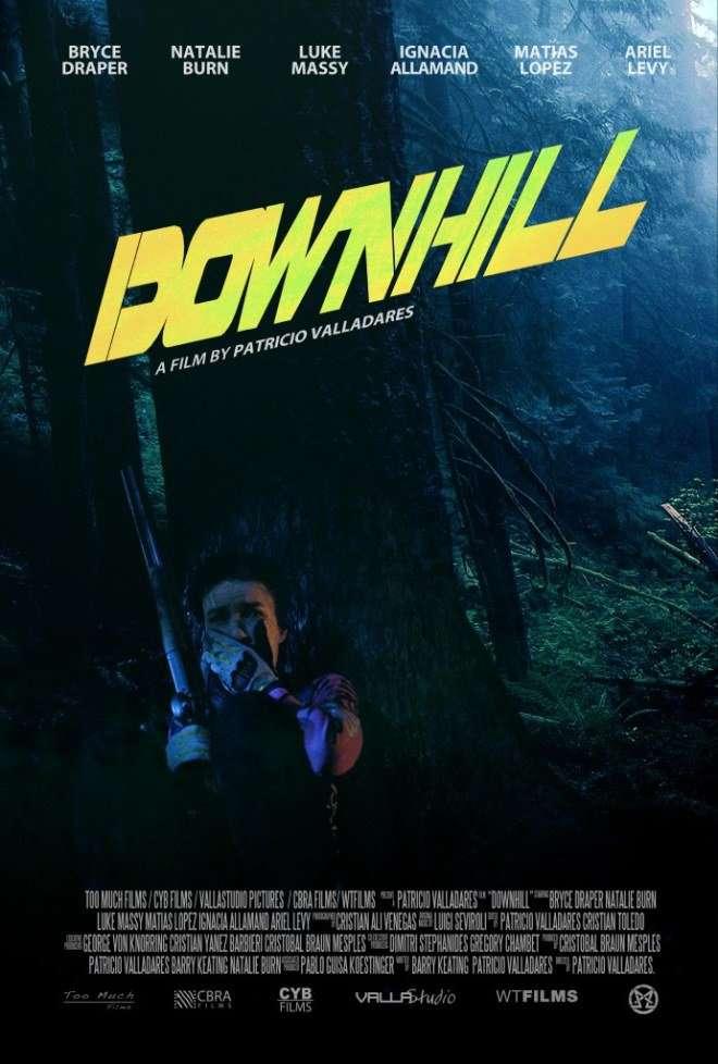 Downhill 2016 480p x264mSD