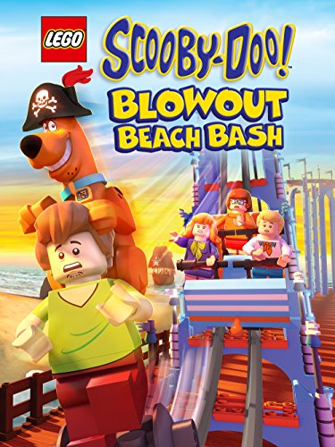 LEGO ScoobyDoo! Blowout Beach Bash 2017 HDRip AC3 X264 MutzNutz