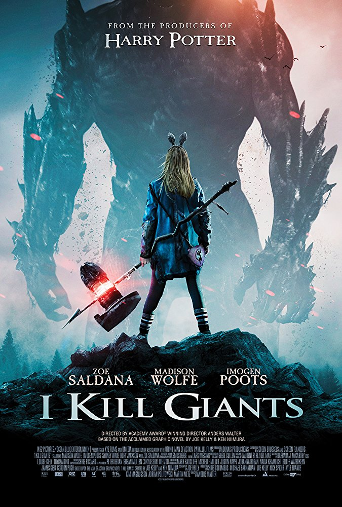 I Kill Giants 2018 720p WEB-DL 850MB MkvCage