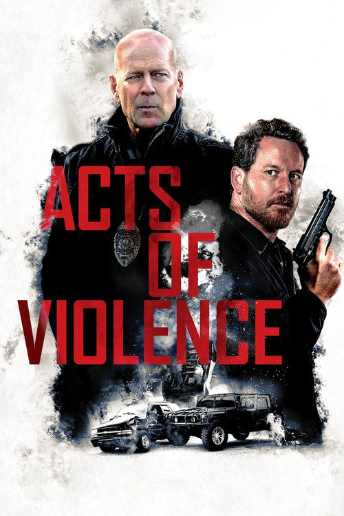 Acts of Violence 2018 DVDR-JFKDVD