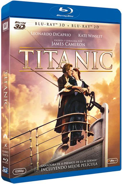 Titanic (1997) 1080p BluRay x264 AAC 5.1-RiffTrax