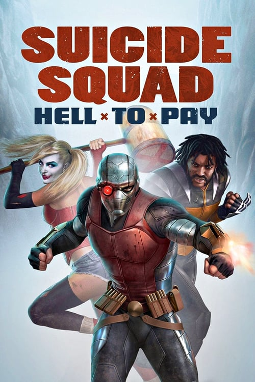 Suicide Squad - Hell to Pay 2018 1080p Blu-ray Remux AVC DTS-HD MA 5 1 - KRaLiMaRKo