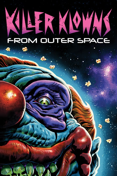 Killer Klowns from Outer Space 1988 REMASTERED 720p BluRay X264-AMIABLE