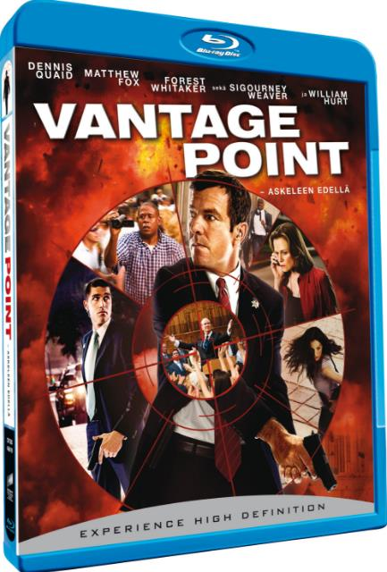Vantage Point (2008) 720p BluRay x264 x0r