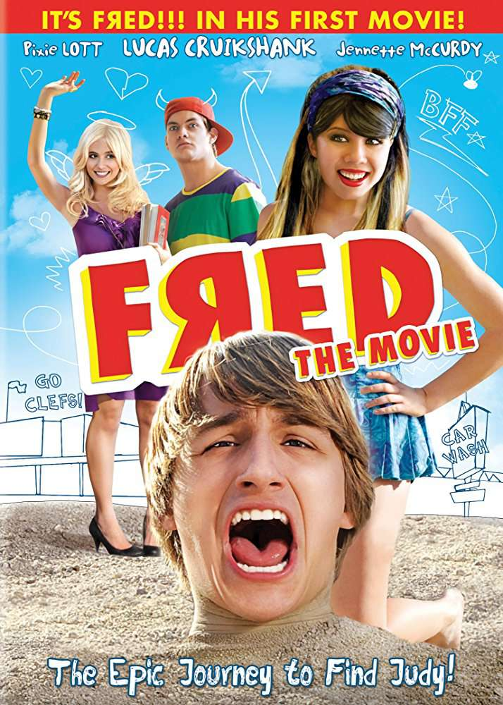 Fred The Movie 2010 WEBRip x264-ION10