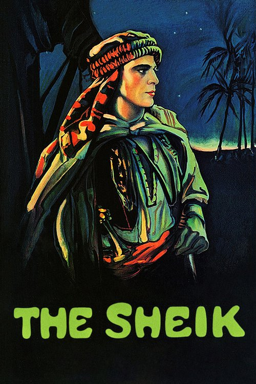 The Sheik 1921 720p BluRay x264-USURY