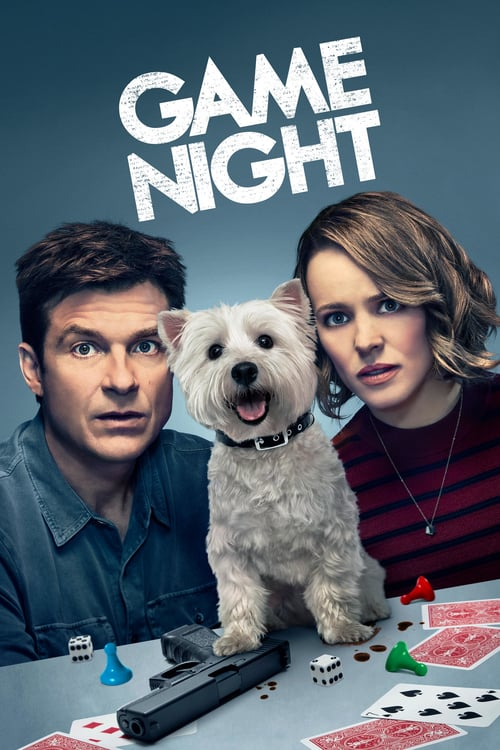 Game Night 2018 REMUX 1080p Blu-ray AVC DTS-HD MA 5 1-LEGi0N