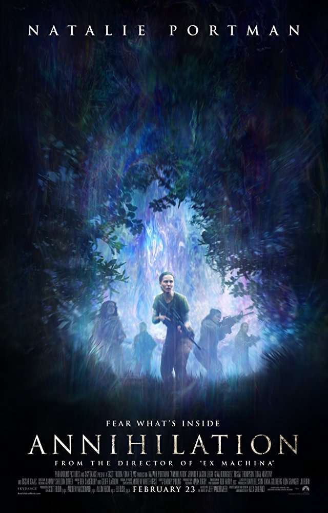 Annihilation 2018 BRRip x264 AC3-Manning