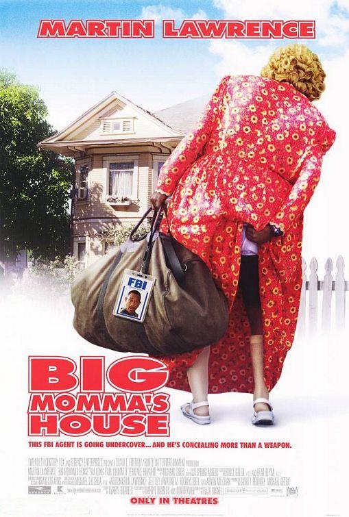 Big Mommas House 1 2000 HDRIP H264 AC3-5 1-RypS