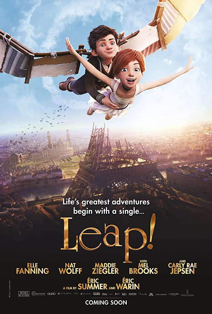Leap! 2016 Bluray 1080p Half-SBS DTSHD-MA 5 1 - LEGi0N