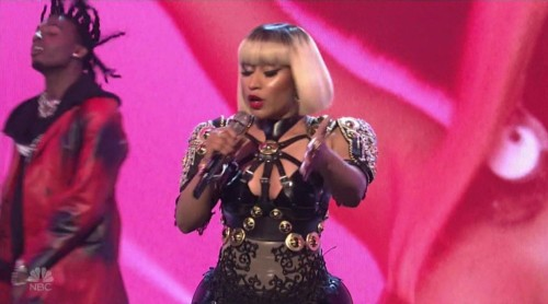 Nicki Minaj-Saturday Night Live (2018-05-19)-720p-x264-2018-SRPx