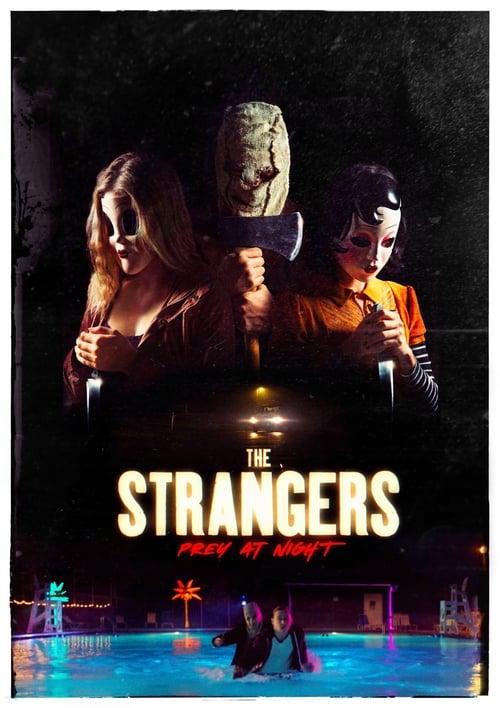 The Strangers Prey at Night 2018 Theatrical 1080p BluRay REMUX AVC DTS-HD MA 5 1-LON