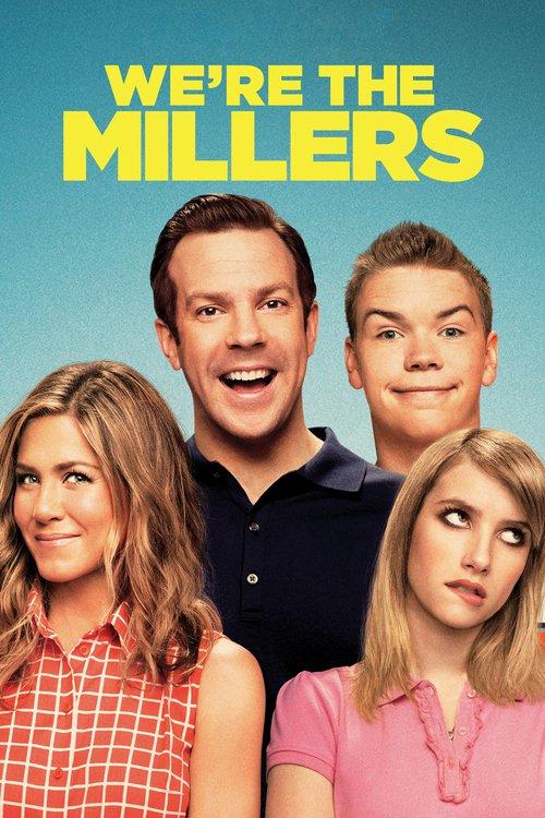 We're the Millers 2013 EXT CUT BDRip 10Bit 1080p DD5 1 H265-d3g