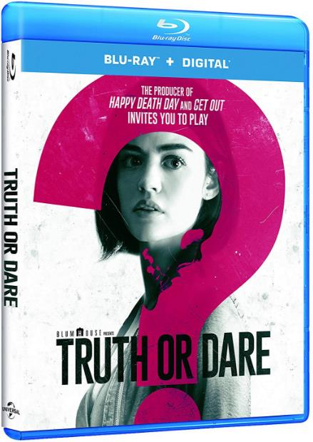 Truth or Dare (2018) EXTENDED 1080p WEB-DL x264 MW