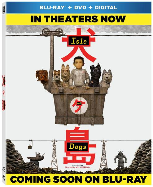 Isle of Dogs (2018) 720p HDRip x264 AAC 900MB-Movcr