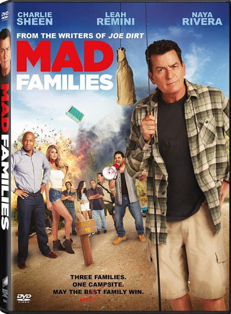 Mad Families (2017) HDRip AC3 X264-CMRG