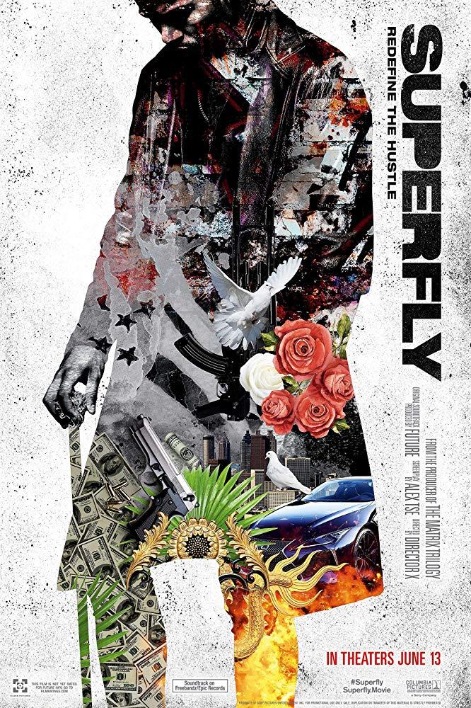SuperFly (2018) HDCAM Rip x264 NOGRP