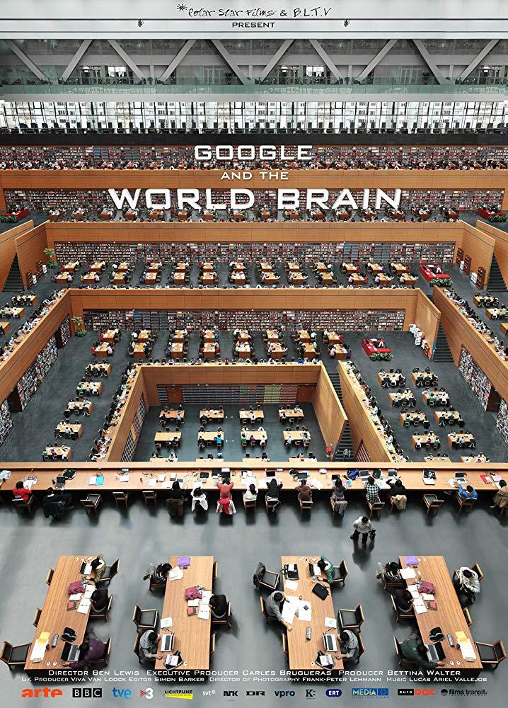 Google and the World Brain (2013) [WEBRip] [720p] YIFY
