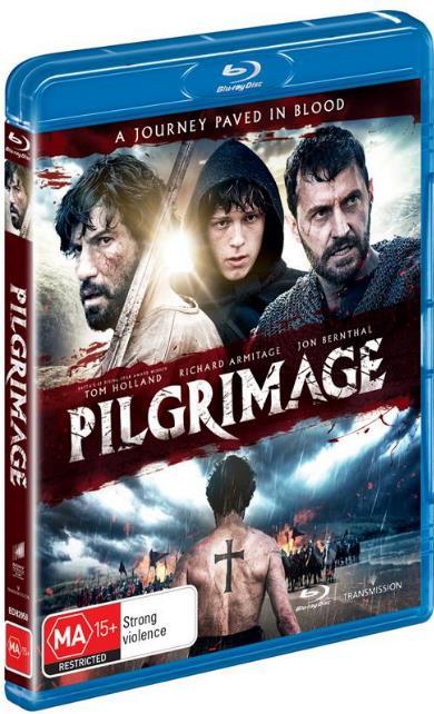 Pilgrimage (2017) 720p BluRay H265 [Ita+Eng] Ac3 5.1 sub ita-MIRCrew