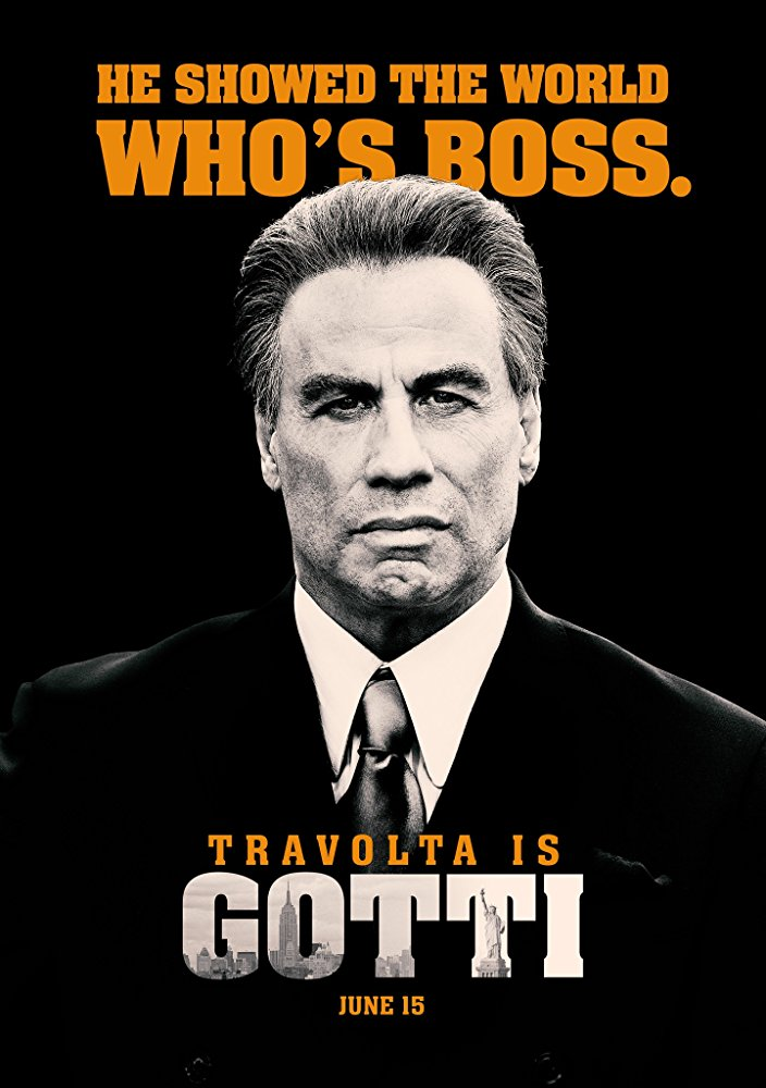 Gotti (2018) BRRip XviD AC3-EVO