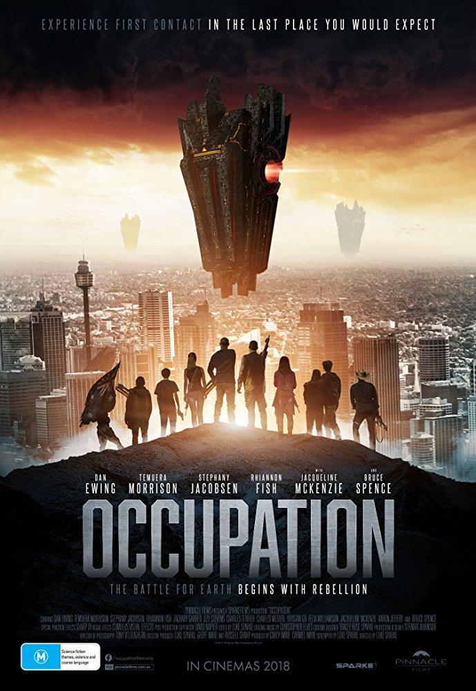 Occupation (2018) 720p WEB-DL x264 950MB ESubs - MkvHub