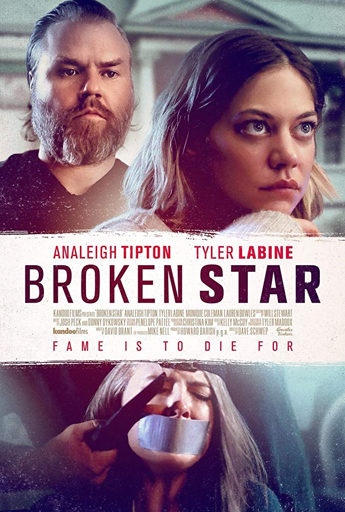 Broken Star (2018) 720p WEB-DL x264 700MB ESubs - MkvHub