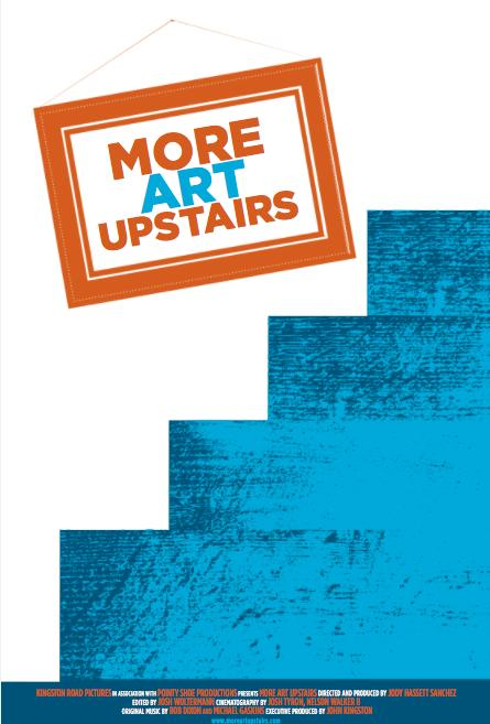 More Art Upstairs 2017 WEB-DL XviD MP3-FGT