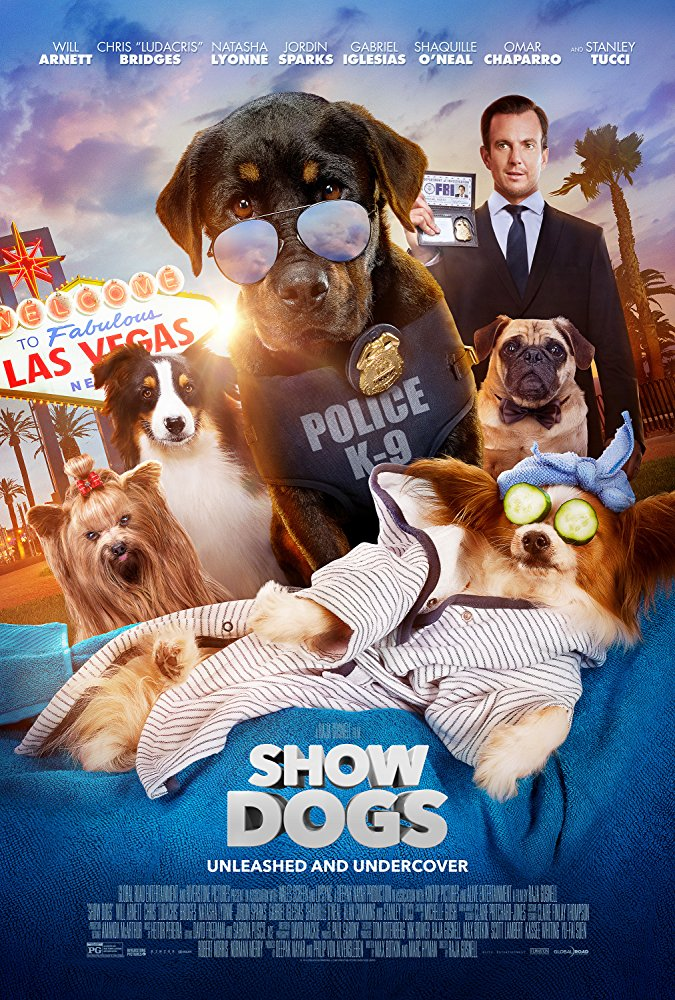 Show Dogs (2018) BDRip x264-SAPHiRE